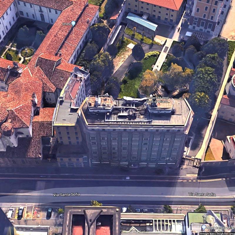UNIVERSITÀ MILANO RESIDENZA Santa Sofia